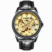 خرید ساعت مچی مردانه از علی اکسپرس 2020 Men Wristwatch Famous Brand Luxury Full Steel Mechanical Watches Tourbillon Male Automatic Watch Clock Relogio Masculino