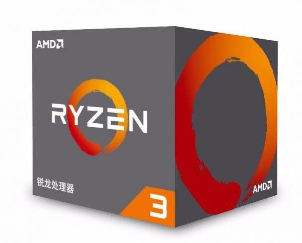 خرید سی پی یو از علی اکسپرس AMD Ryzen 3 1300X R3 1300X 3.5 GHz Quad-Core CPU Processor YD130XBBM4KAE Socket AM4 New and with fan