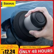 خرید دستگاه پولیش ماشین Baseus Car Polisher Scratch Repair Auto Manual Polishing Machine With 100ml Wax For Car Paint Care Clean Waxing Tool Accessories