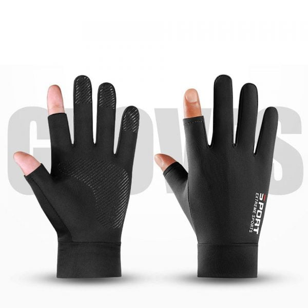 خرید دستکش ماهیگیری از علی اکسپرس Fishing Catching Gloves Protect Hand Professional Release Anti-slip Fish Gloves