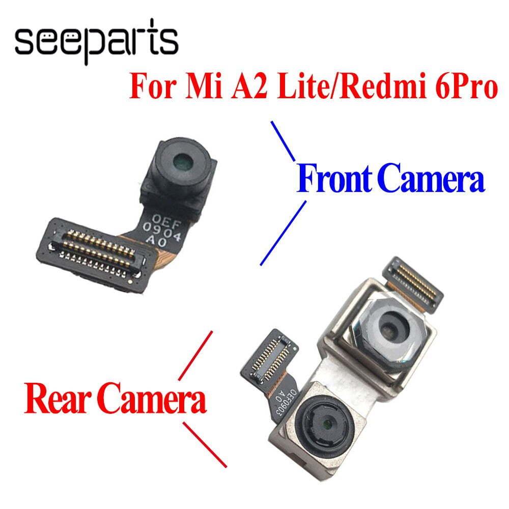 For redmi 6 pro camera flex