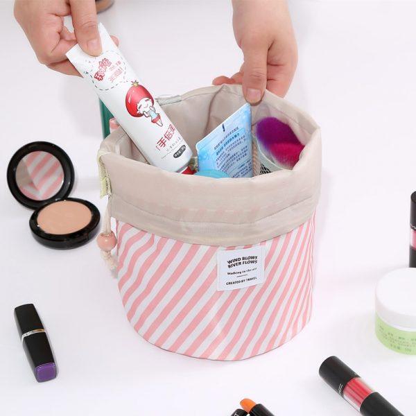 خرید کیف زنانه از علی اکسپرس Hylhexyr Women Cosmetic Bag