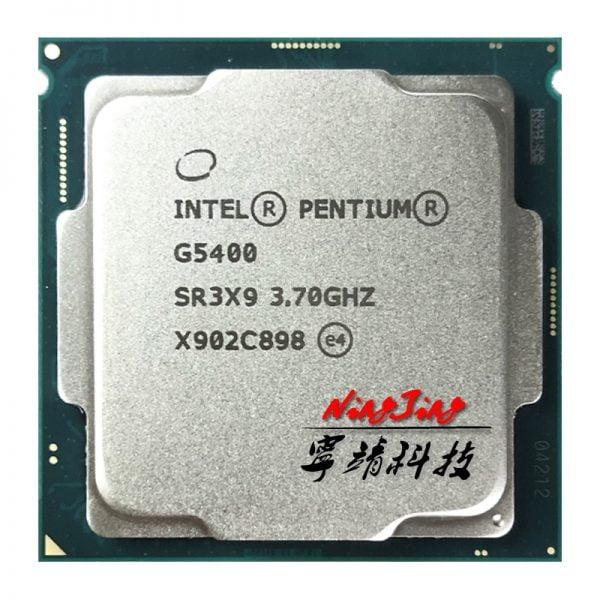 خرید سی پی یو از علی اکسپرس Intel Pentium G5400 3.7 GHz Dual-Core Quad-Thread CPU Processor 4M 54W LGA 1151