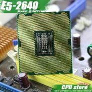 خرید سی پی یو از علی اکسپرس Intel Xeon Processor E5-2640 Six Core 15M Cache/2.5/GHz/8.00 GT/s 95W LGA 2011 E5 2640, sell E5 2650 2660 CPU Free Shipping