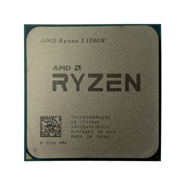 خرید سی پی یو از علی اکسپرس Procesador de CPU AMD Ryzen 5 1500X R5 1500X 3,5 GHz Quad-Core Eight-Core L3 = 16M 65W YD150XBBM4GAE Socket AM4