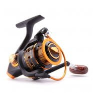 خرید تجهیزات ماهیگیری از علی اکسپرس Spinning Fishing Reel 12BB 1 Bearing Balls 500-9000 Series Metal Coil Spinning Reel Boat Rock Fishing Wheel