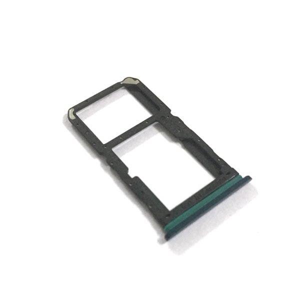 پک 10 تایی اسلات سیم کارت اوپو 10PCS Sim Tray Holder For OPPO Reno2 SIM Card Tray