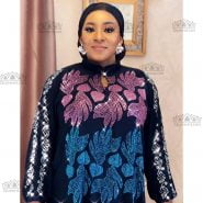 خرید لباس زنانه آفریقایی New African Oversize African Loose Design )
