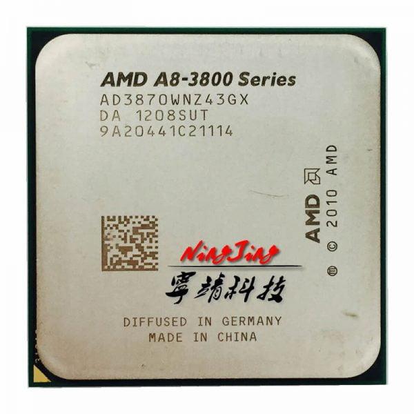 خرید سی پی یو AMD A8-Series A8-3870K A8 3870 A8 3870K 3.0 GHz Quad-Core