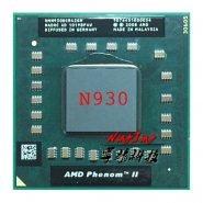 خرید سی پی یو با سوکت AMD Phenom II Quad-Core Mobile N930 2.0 GHz Quad-Core Socket S1