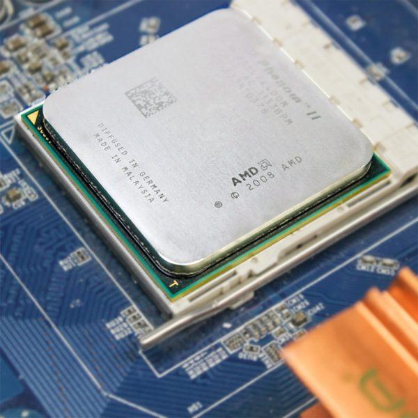 خرید پردازنده چهار هسته ای AMD Phenom II X4 965