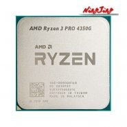 خرید سی پی یو AMD Ryzen 3 PRO 4350G R3 PRO 4350G 3.8GHz Four-Core Eight-Thread 65W CPU Processor L3=4M 100-000000148 Socket AM4