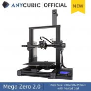 خرید پرینتر سه بعدی ANYCUBIC Mega Zero 2.0 New FDM 3D Printer