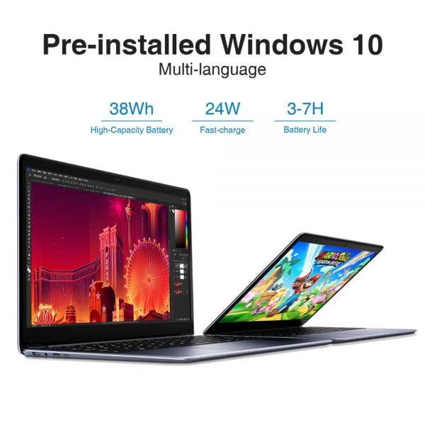 خرید تبلت چووی ویندوز CHUWI HeroBook Pro 14.1 inch 1920*1080 IPS Screen Intel