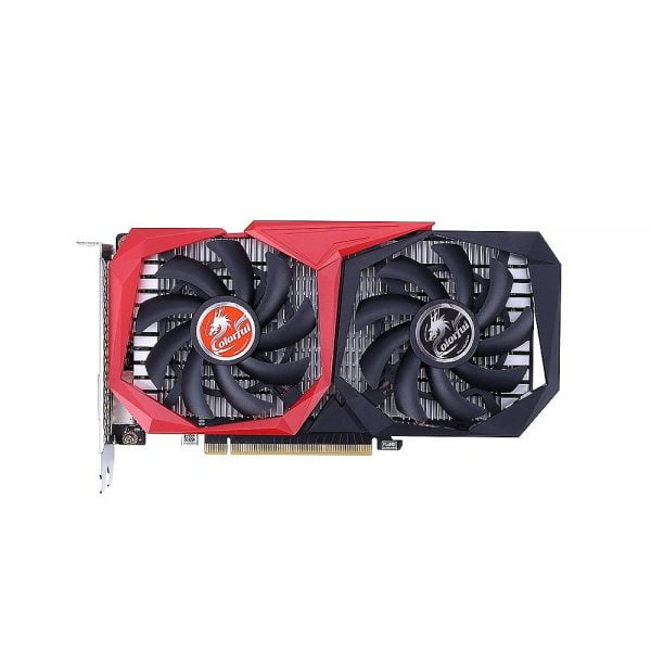 کارت گرافیک گیمینگ Colorful GeForce GTX 1650 NB 4GD6-V Graphic Card GDDR6 4G 128Bit