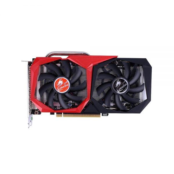 خرید کارت گرافیک گیمینگ از علی اکسپرس Colorful GeForce GTX 1660 SUPER NB 6G Graphic Card 1785MHz GDDR6 6GB B192Bit Heat Dissipation