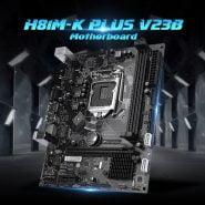 خرید مادربرد از علی اکسپرس Colorful H81M-K PLUS V23B Motherboard Gaming Mainboard Support Intel LGA1150