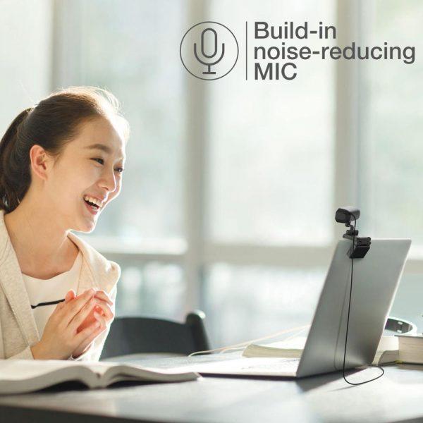 خرید وب کم و دوربین از علی اکسپرس FIFINE 1080P Full HD PC Webcam for USB Desktop & Laptop
