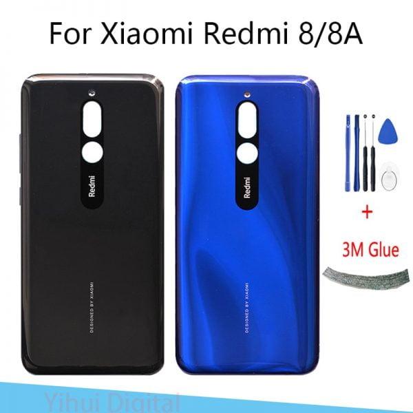 خرید درب پشت گوشی شیائومی ردمی 8 For Xiaomi Redmi 8A Back Battery Cover For Redmi 8
