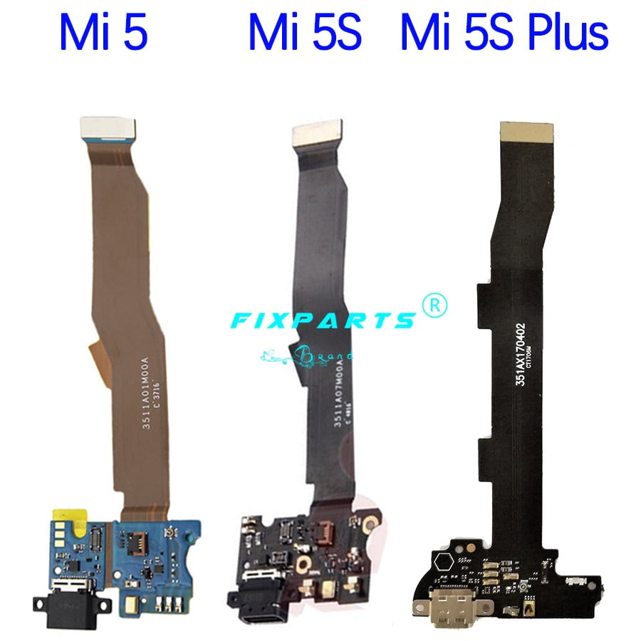 Xiaomi Mi5 Charging Port Flex Cable Replacement Parts USB Dock Charger Flex Cable For Xiaomi Mi5 Mi 5 (7)