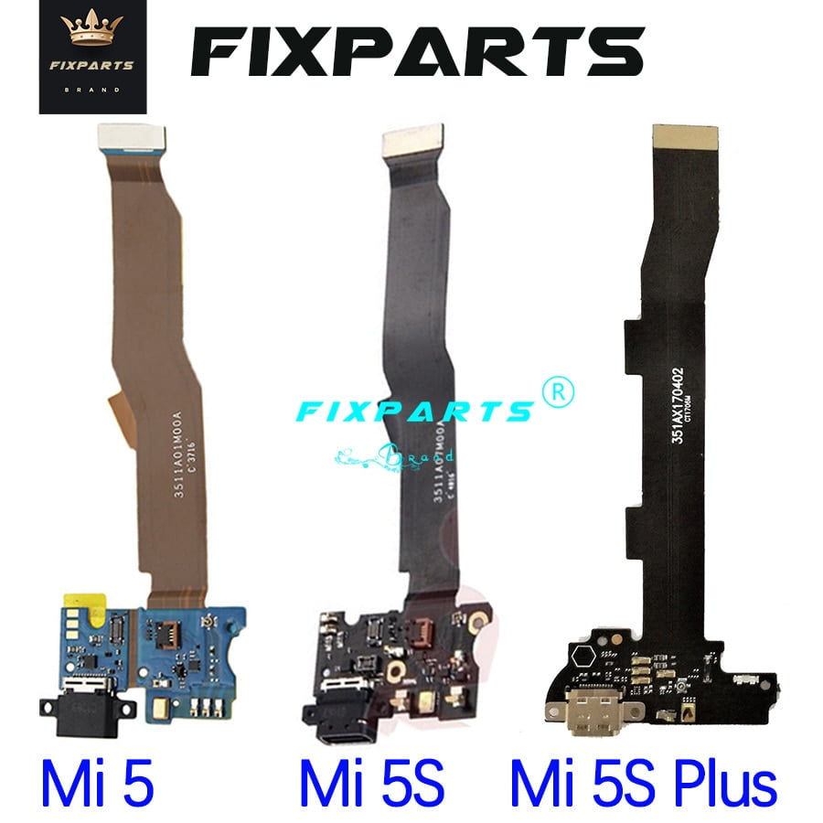 Xiaomi Mi5 Charging Port Flex Cable Replacement Parts USB Dock Charger Flex Cable For Xiaomi Mi5 Mi 5 (3)