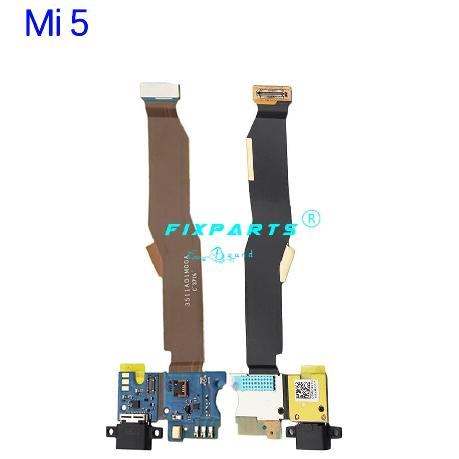 Xiaomi Mi5 Charging Port Flex Cable Replacement Parts USB Dock Charger Flex Cable For Xiaomi Mi5 Mi 5 (4)
