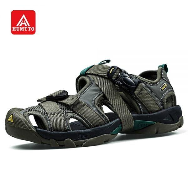 خرید کفش رودخانه HUMTTO Outdoor Beach Shoes Sandals Men Sneakers Summer