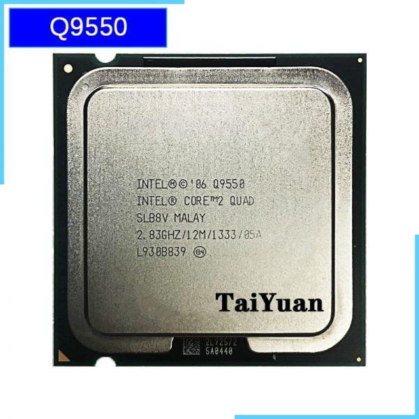 خرید سی پی یو اینتل Intel Core 2 Quad Q9550 2.8 GHz Quad-Core