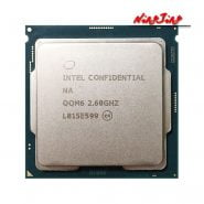 خرید سی پی یو Intel Core QQM6 2.6 GHz Eight-Core Sixteen-Thread CPU Processor