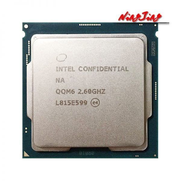 خرید سی پی یو Intel Core QQM6 2.6 GHz Eight-Core Sixteen-Thread CPU Processor