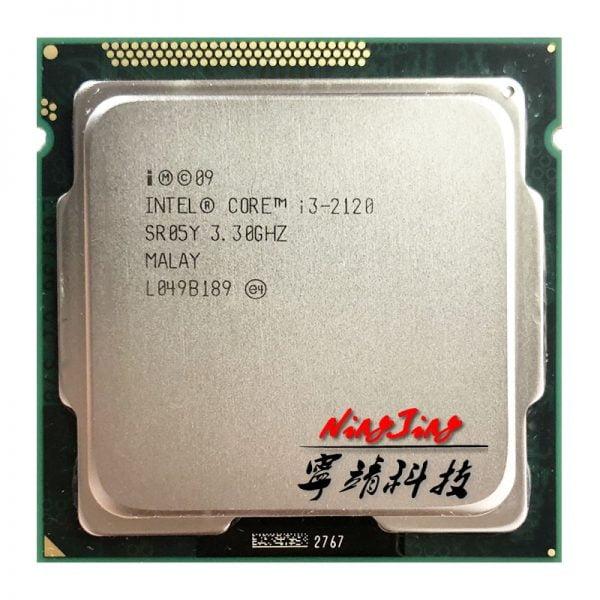 خرید سی پی یو سرکت Intel Core i3-2120 i3 2120 3.3 GHz Dual-Core 3M 65W LGA 1155