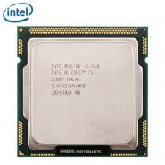 خرید سی پی یو اینتل Intel Core i5-760 Processor 2.8GHz 95W 8MB Cache Socket LGA 1156 45nm Deskto