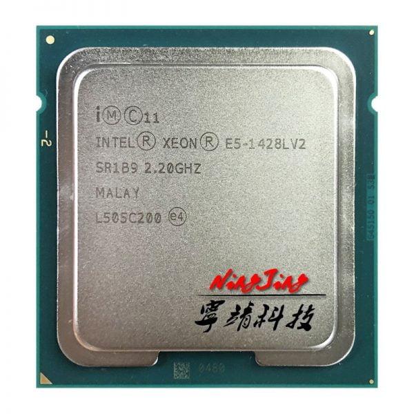خرید سی پی یو Intel Xeon E5-1428L v2 E5 1428Lv2 E5 1428L v2 2.2 GHz Six-Core