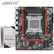 خرید مادر برد گیمینگ JGINYUE X79 turbo motherboard LGA 2011 For Intel i7 Xeon E5 V1&V2