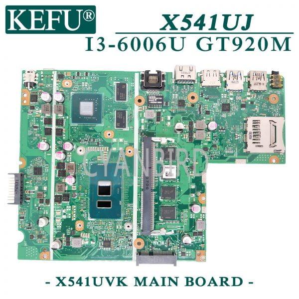 خرید مادربرد لپ تاپ ایسوس KEFU X541UVK original mainboard for ASUS X541UJ X541UV X541U