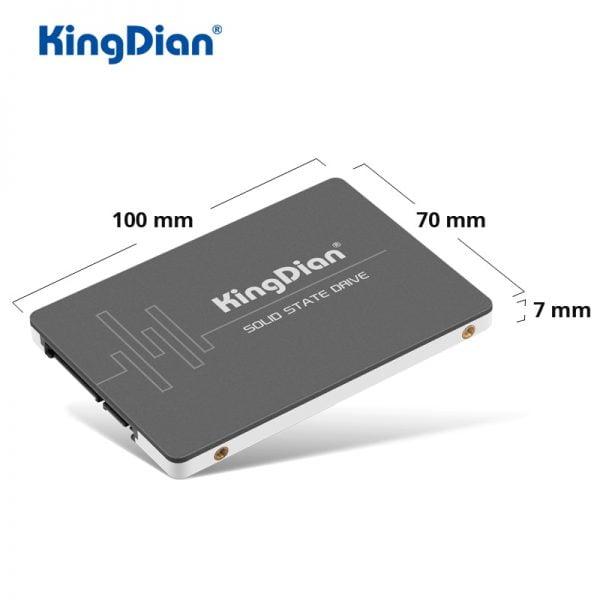 خرید هارد اس اس دی و ساتا از علی اکپرس KingDian SSD SATA
