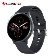 خرید ساعت هوشمند از علی اکسپرس LEMFO Smart Watch Men IP68 Waterproof Heart Rate Blood Pressure