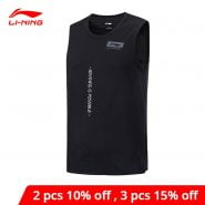 خرید لباس بسکتبال لی نینگ Li-Ning Men Basketeball Competition Top 99%Polyester