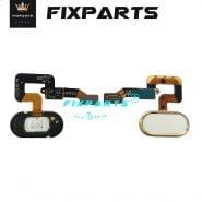 خرید قطعات گوشی میزو ام 3 مکس Meizu M3 MAX Home Button Fingerprint Recognition Touch ID Sensor Flex Cable Ribbon Meizu M3 Max Button Key Repair Replacement