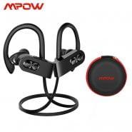 خرید ارفون از علی اکسپرس Mpow Flame 2 ipx7 Waterproof 13H Playback Bluetooth 5.0 Sports Earphone CVC6.0 Noise