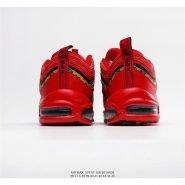 خرید کفش نایکی از علی اکسپرس  Shoes Men and Women Shoes Wild Casual Sports Size 36-45 Red Unisex PU
