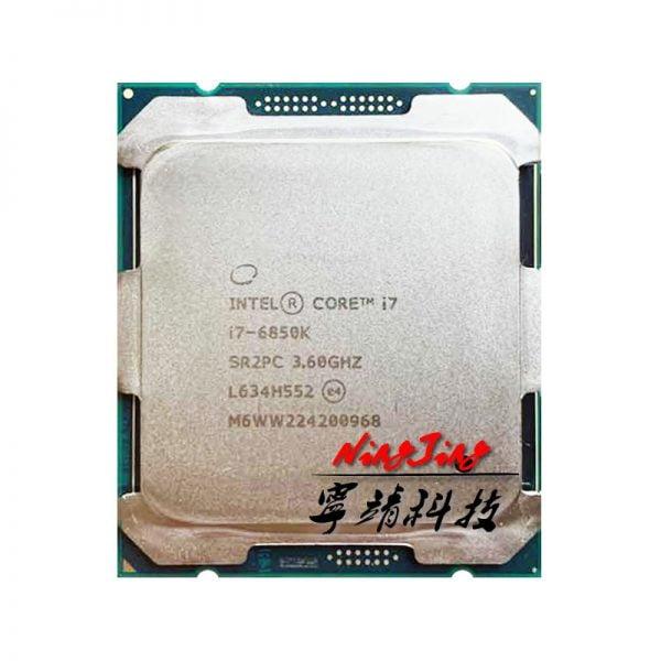 خرید سی پی یو اینتل Original Intel Xeon i7-6850k i7 6850k 3.60 GHz