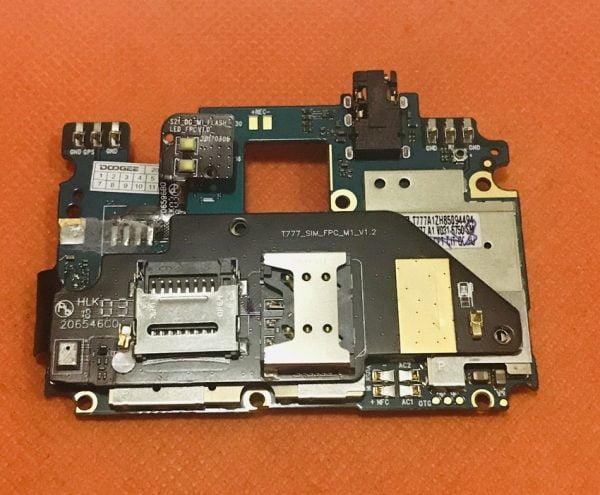 """برد گوشی دوجی اس 60 لایت Original mainboard 4G RAM 32G ROM Motherboard for DOOGEE S60 Lite MT6750T Octa Core 5.2"""" FHD"""
