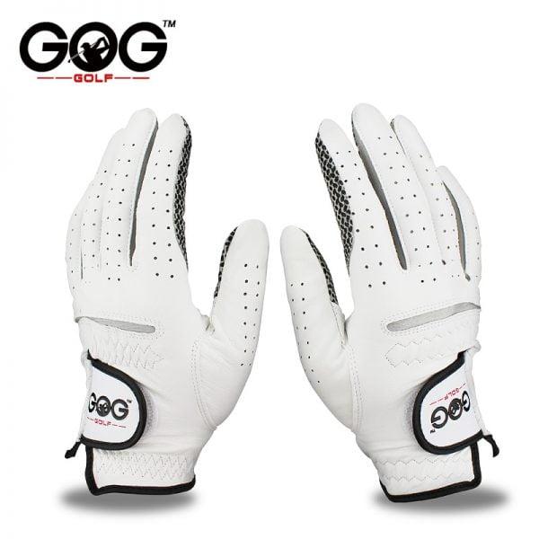 دستکش گلف Pack 1 Pcs Men's Golf Glove Left Right Hand Soft Breathable Pure
