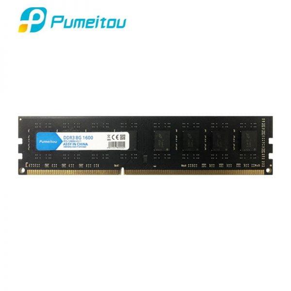 خرید رم از علی اکسپرس Pumeitou AMD Intel RAM DDR3 2GB 4GB 8GB 1333 1600 1866 MHz