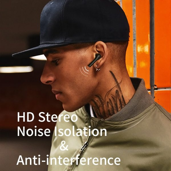 خرید هدفون QCY T5 Wireless Bluetooth Headphones V5.0 Touch Control –