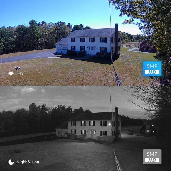 خرید دوربین مداربسته از علی اکسپرس Reolink RLC-422-5MP Security Camera outdoor PoE 4x Optical Zoom