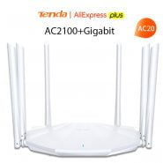 خرید روتر تندا Tenda AC2100 Wireless Router Gigabit Version Dual-Band 2.4G / 5G