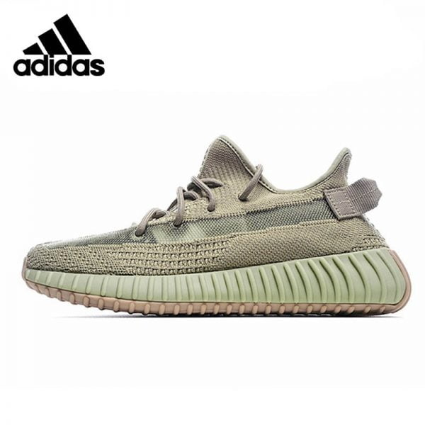 خرید کفش آدیداس از علی اکسپرس Trend Adidas Yeezy Boost 350 V2 Women Men Running Shoes