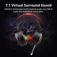 خرید هدست گیمینگ Tronsmart Glary Virtual 7.1 Virtual Surround Gaming